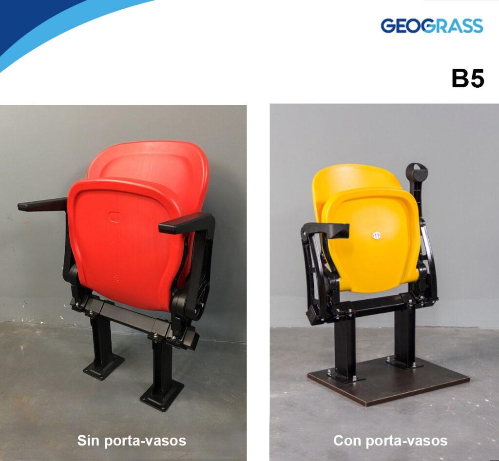 B5 - Porta vasos
